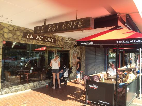 Le Roi Cafe - Broome Tourism