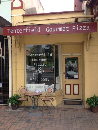 Tenterfield Gourmet Pizza - Broome Tourism