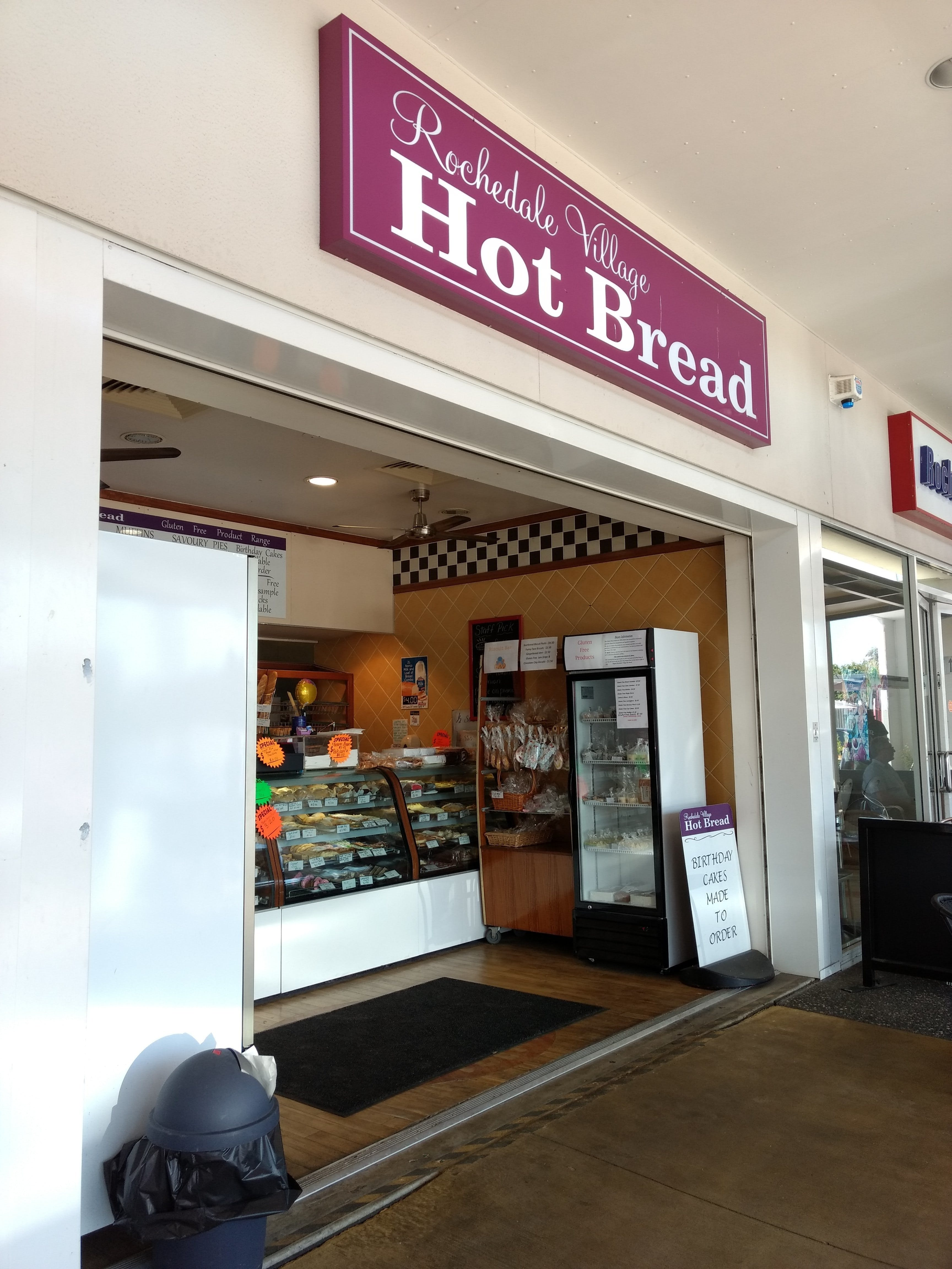 Rochedale Village Hot Bread - Broome Tourism