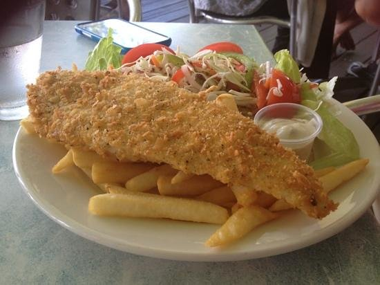 Flying Fish Point Cafe - Broome Tourism