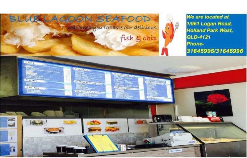 Blue Lagoon Seafood Fish  Chips - Broome Tourism