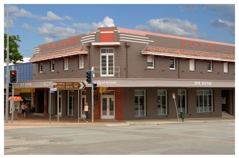 The Royal Hotel - Broome Tourism