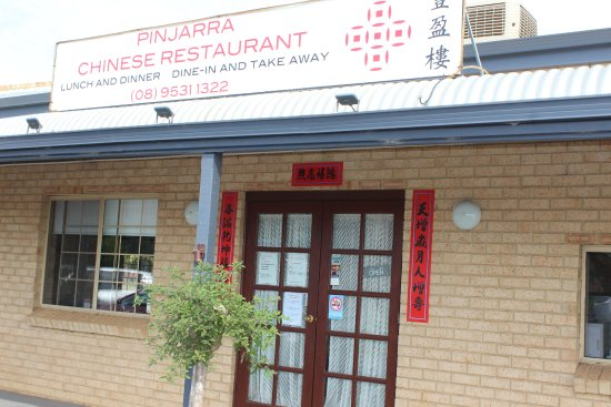 Pinjarra Chinese Restaurant - Broome Tourism