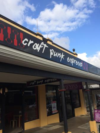 Craft Punk Espresso - Broome Tourism