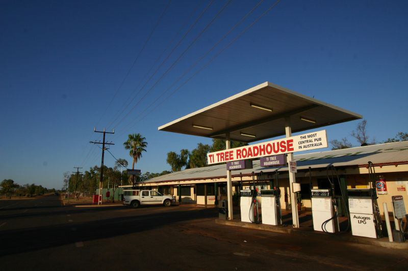 Ti Tree Roadhouse - Broome Tourism