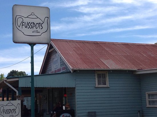 Fusspots at Ebor - Broome Tourism