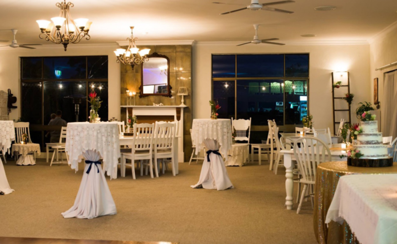 Kanangra Heights Restaurant  Function Centre - Broome Tourism