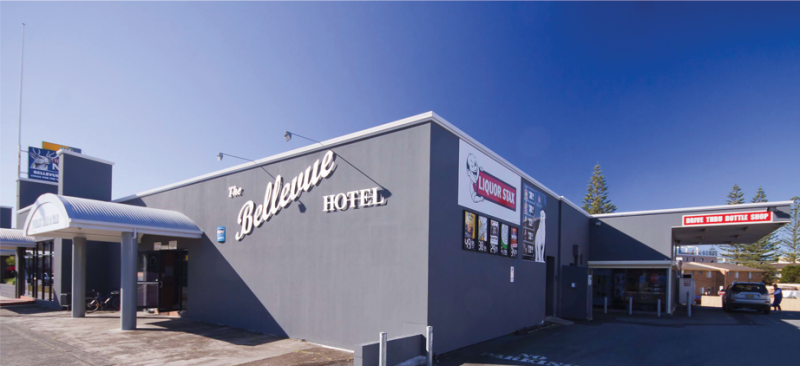 Bellevue Hotel - Broome Tourism