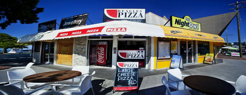 Beagles Pizza - Broome Tourism