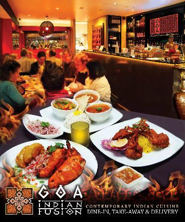 Goa Indian Fusion - Broome Tourism