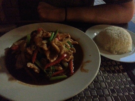 PJ Thai Restaurant - Broome Tourism