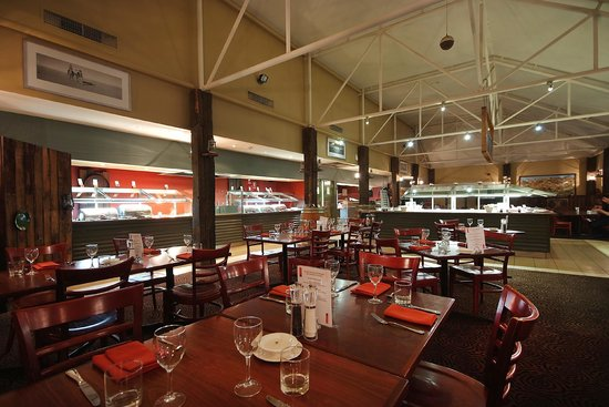 Bough House Restaurant - Broome Tourism