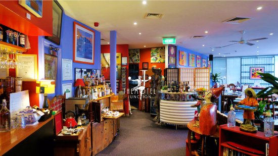 Junction Motel and Function Room - Broome Tourism