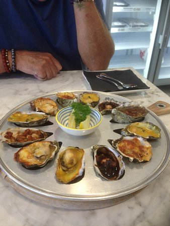 Tarkine Fresh Oysters - Broome Tourism