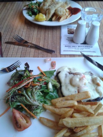 The Bark Mill Tavern  Bakery - Broome Tourism