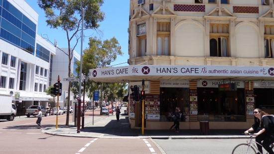 Han's Cafe - Broome Tourism