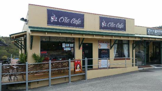 Ole Cafe - Broome Tourism