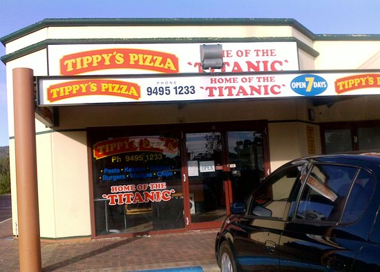 Tippy's Pizza - Broome Tourism