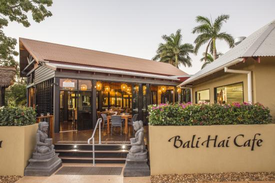 Bali Hai Cafe and Restaurant - Broome Tourism