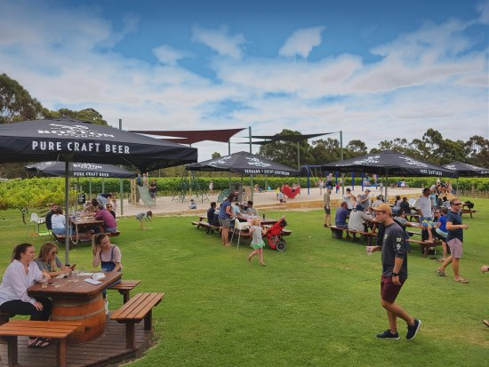 Boston Brewing Co.  Willoughby Park Winery - Broome Tourism
