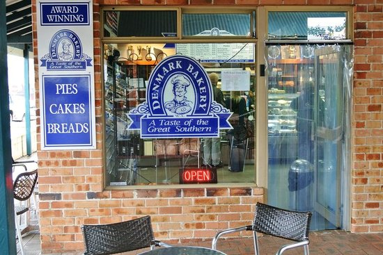Denmark Bakery - Broome Tourism
