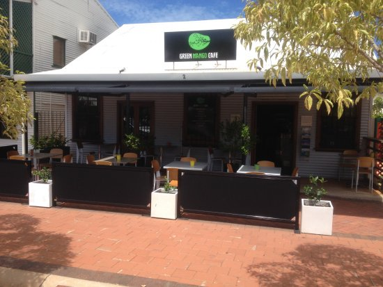 Green Mango Cafe - Broome Tourism