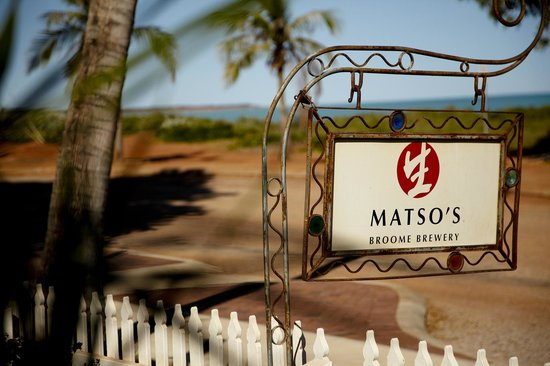 Matso's Broome Brewery - Broome Tourism
