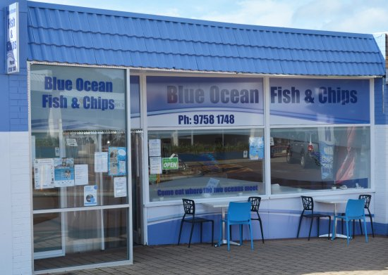 Blue Oceans Fish  Chips Augusta - Broome Tourism