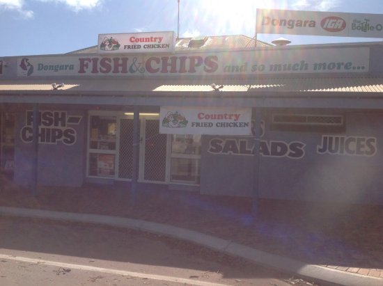 Dongara Fish  Chips - Broome Tourism