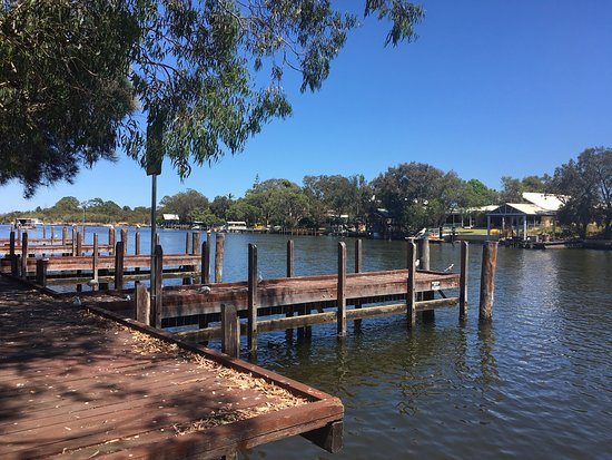 Pelicans Cafe on the Murray - Broome Tourism