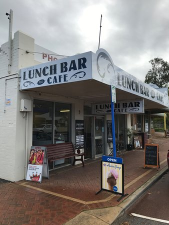 Pinjarra Lunchbar  Cafe - Broome Tourism