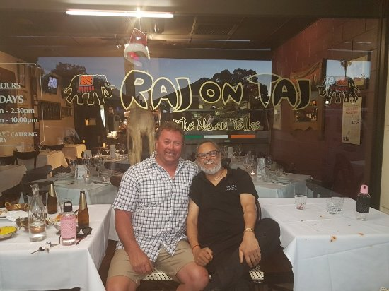 Raj on Taj Unley - Broome Tourism