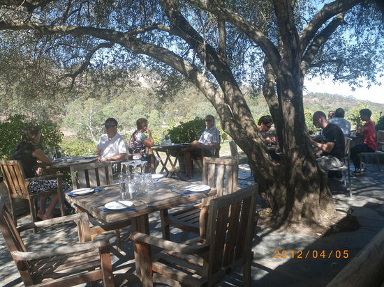 Skillogalee Winery  Restaurant - Broome Tourism