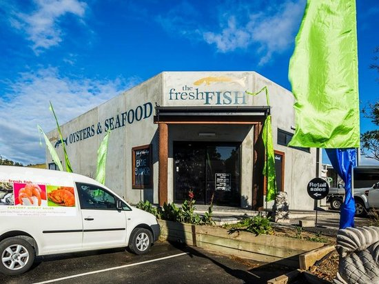 The Fresh Fish Place - Factory Direct Seafood - Broome Tourism
