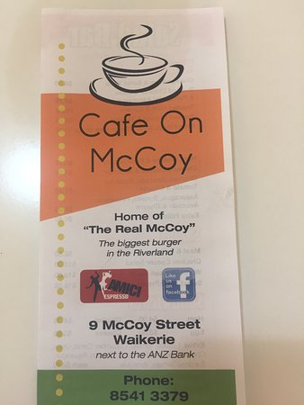 Cafe on McCoy - Broome Tourism
