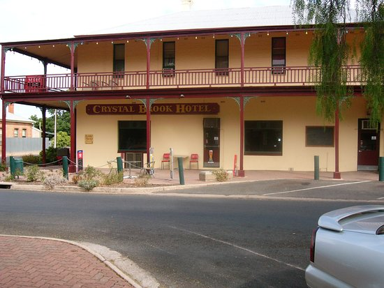 Crystal Brook Hotel - Broome Tourism