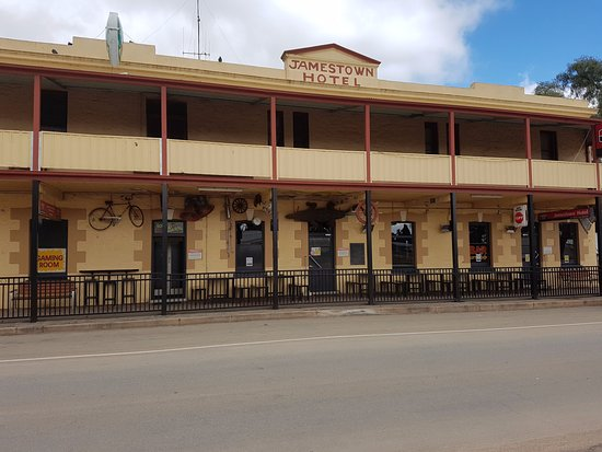 Jamestown Hotel - Broome Tourism