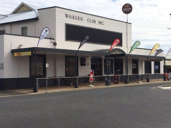 Waikerie Community Club - Broome Tourism