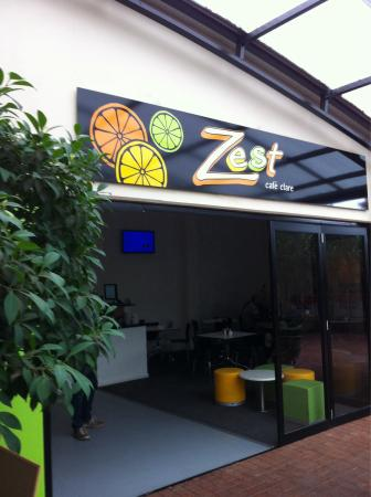 Zest Cafe - Broome Tourism