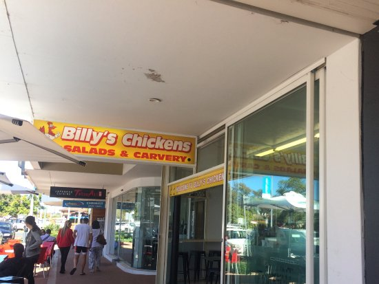 Billy's Chickens - Broome Tourism