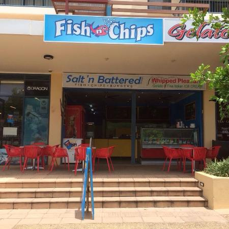 Salt N Battered On Alex Pty Ltd - Broome Tourism