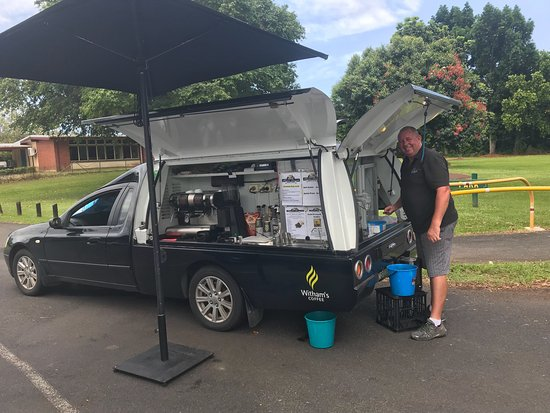 Mister Barista Mobile Coffee - Broome Tourism