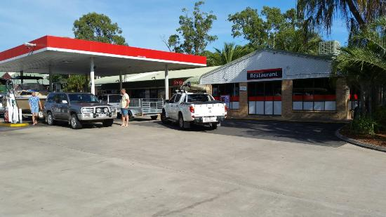 Caltex Agnes Water - Broome Tourism