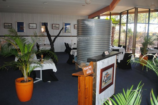 Oasis Restaurant and Bar - Broome Tourism