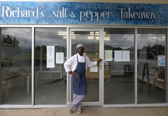 Richards Salt  Pepper Takeaway - Broome Tourism