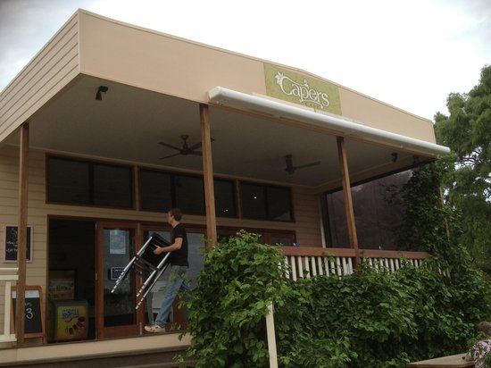 Capers Cafe - Broome Tourism