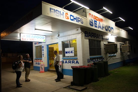 Cardwell Seafood - Broome Tourism