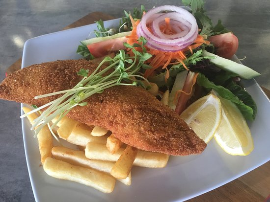 Cedar Park Fish and Chips - Broome Tourism