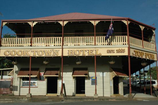 Cooktown Hotel - Broome Tourism