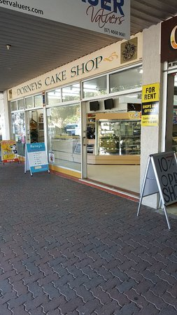 Dorney's cake shop - Broome Tourism